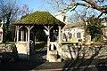 All Saints' lychgate - geograph.org.uk - 1610086.jpg