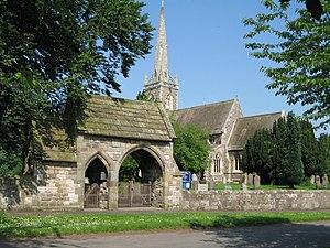 Newton-on-Ouse - All Saints Church Newton - on - Ouse