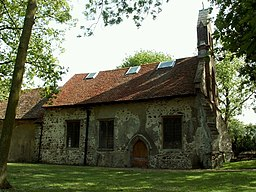 All Saints church, Tolleshunt Knights, Essex - geograph.org.uk - 173986.jpg