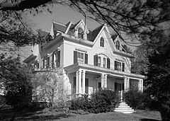 Allen Nichols House, 494 Harbor Road, Southport (Fairfield County, Connecticut).jpg
