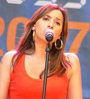 Melanie Blatt English singer-songwriter and actress