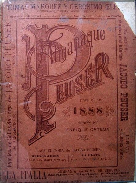 Archivoalmanaque peuser 1888pdf wikipedia la enciclopedia libre archivoalmanaque peuser 1888pdf fandeluxe Images