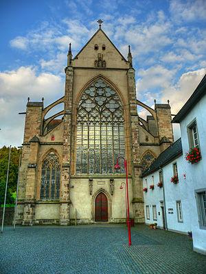 Altenberger Dom - West facade