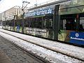 Altmarkt Dresden DVB Bahn Tarnbemalung Bundeswehr 2.jpg