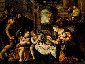 Luigi Benfatto - Nativity.