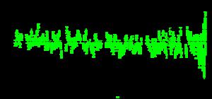 AM Canum Venaticorum - Photoelectric V light curve for AM Canum Venaticorum over a 330-minute period