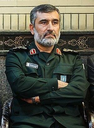 Amir Ali Hajizadeh - Image: Amir Ali Hajizadeh