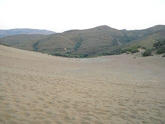 Lemnos - Sand dunes