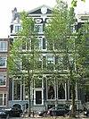 amsterdam - herengracht 72 en 70