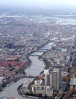 Hotel Aan Het Ij Amsterdam