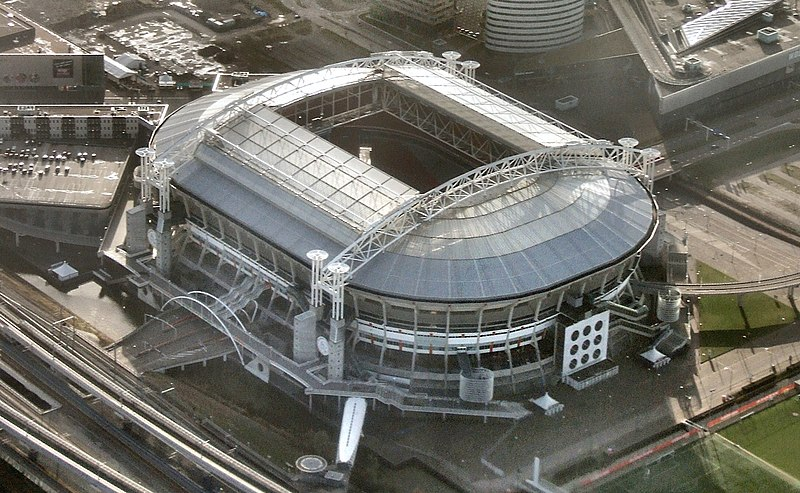 Image result for amsterdam arena