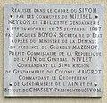 Ancienne gendarmerie Miribel - plaque.jpg
