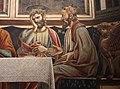 Andrea del castagno, cenacolo di sant'apollonia, 1447, 15.JPG