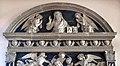 Andrea della robbia, pala dell'ascensione di maria, 02 dio padre tra angeli.jpg