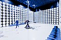 Anechoic chamber for EMC testing (Electromagnetic Compatibility) Nemko Norway.jpg