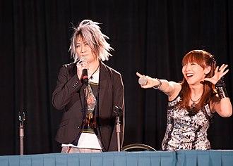 Angela (band) - Angela at Anime Central 2014