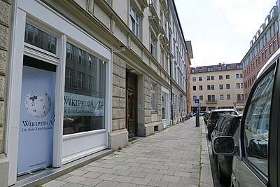 WikiMUC - local hub in Munich