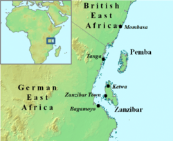 sultanate of zanzibar wikipedia