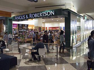 Angus & Robertson - Image: Angus & Robertson store
