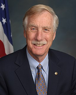 Angus King United States Senator from Maine