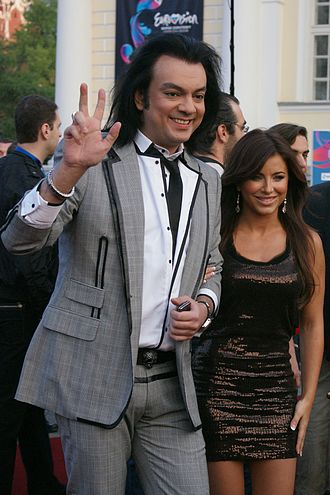 Greece in the Eurovision Song Contest 2009 - Ani Lorak and Philipp Kirkorov were frequent collaborators of Rouvas during his promo tour. Controversy of the nature of Rouvas and Kirkorov's friendship later led to Kirkorov withdrawing as head of the Russian jury.