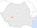 Aninoasa in Romania.png