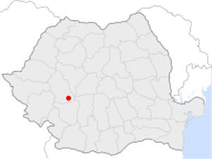 Aninoasa - Image: Aninoasa in Romania