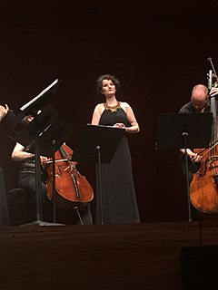 Anna Prohaska Award-winning Austrian soprano