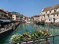 Annecy France Canal.jpg