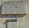 Annezay Church Latin Inscription.JPG