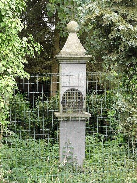 Anor (Nord, Fr) chapelle N.D. de Liesse C, rue Victor Delloue (circuit chapelles)