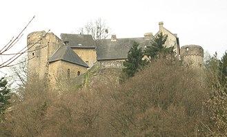 Ansembourg Castle - Ansembourg Castle