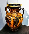 Antimenes Painter - ABV 271 77 - judgement of Paris - horseman between men - Würzburg MvWM L 186 - 05.jpg