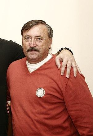 Antonín Panenka - Panenka in 2009