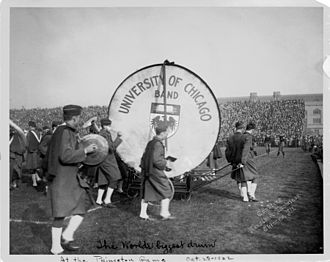 University of Chicago Band - The University of Chicago Band With Big Bertha