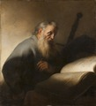 Apostle Paul (Jan Lievens) - Nationalmuseum - 132629.tif