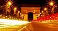 Arc de Triomphe Nocturne.jpg