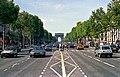 Arc de Triomphe de l'Étoile, Paris, 1987.jpg
