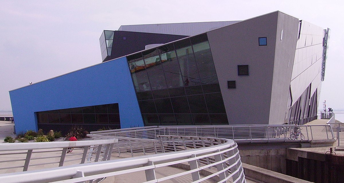 Image result for the deep in hull building