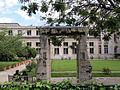 Archives Nationales gardens 3, Paris June 2014.jpg