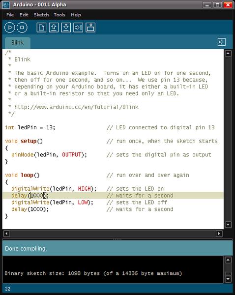ファイル:Arduino IDE - v0011 Alpha.png