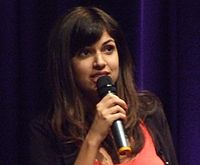 Ariane Sherine TAM London 2009.JPG