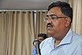 Arijit Dutta Choudhury Speaks - Ganga Singh Rautela Retirement Function - NCSM - Kolkata 2016-02-29 1490.JPG