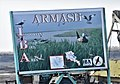 Armash Important Bird Area sign.jpg