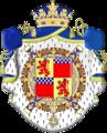 Armoiries du 1er maréchal-duc de Chaulnes.png