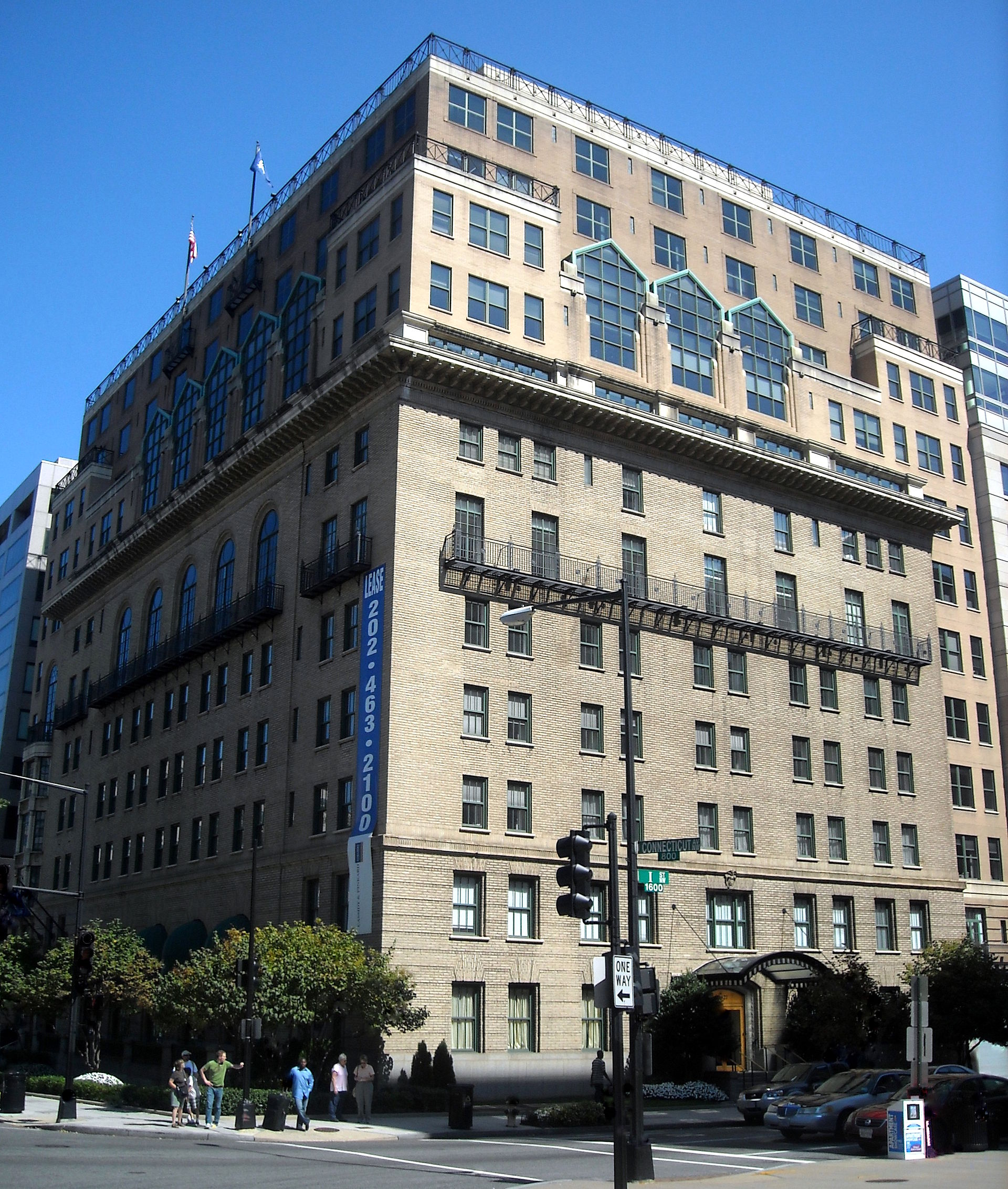 Army And Navy Club Building Wikipedia