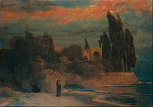 Arnold Böcklin - Villa by the Sea - Google Art Project.jpg