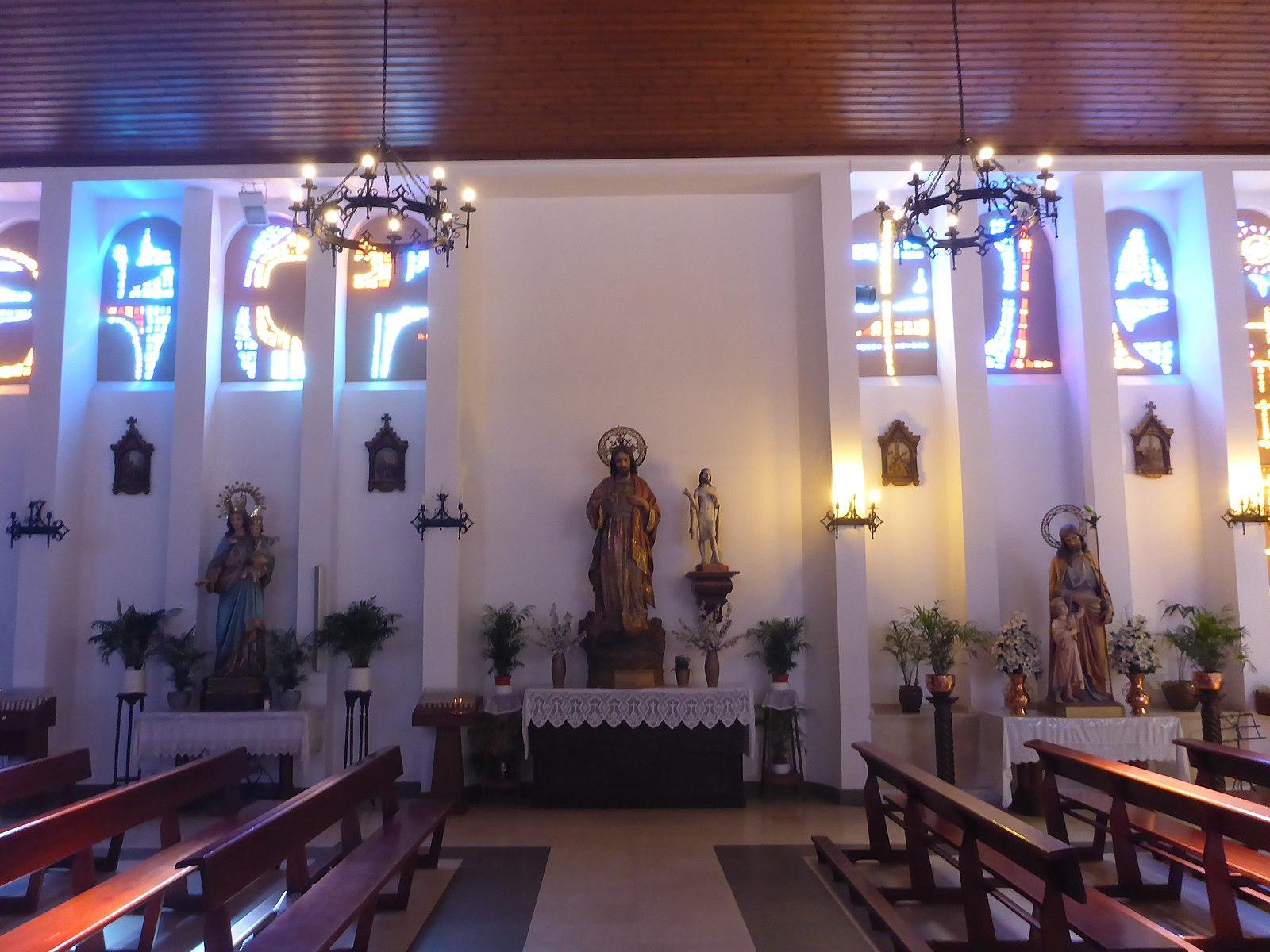 Iglesia de San Juan de Letrán, Arriate