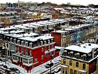 Fairmount, Philadelphia Neighborhood of Philadelphia in Philadelphia County, Pennsylvania, United States