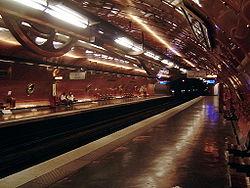 Arts et Métiers (Métro Paris)